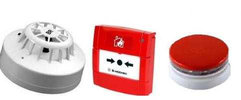 Addressable fire alarm systems