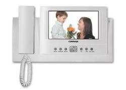 Analogue video intercoms