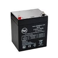 Battery 12V 4.0 Ah