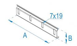 Straight connector 790058