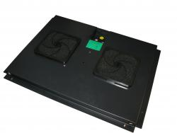 A2 cabinet panel with 2 fans, 600 mm depth SA.3160.0301