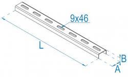 U Channel bar 789649
