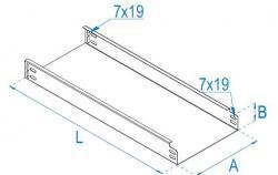 Metal cable tray KANKRA50