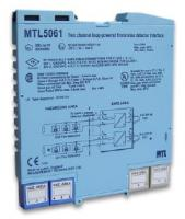 Fire and smoke detector interface MTL5561