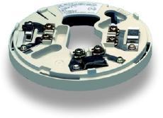Fire detector base YBN-R/4(IS)