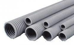 Corrugated PVC pipe RKGL32