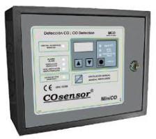 CO control panel MCO120