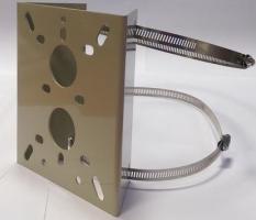 Pole mount bracket PB