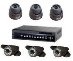 Video Surveillance System Set