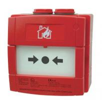 Intrinsically Safe Outdoor Call Point WCP3A-R000SF-K013-01IS